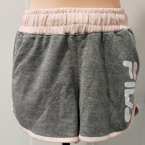 Fila Terry Cotton Shorts